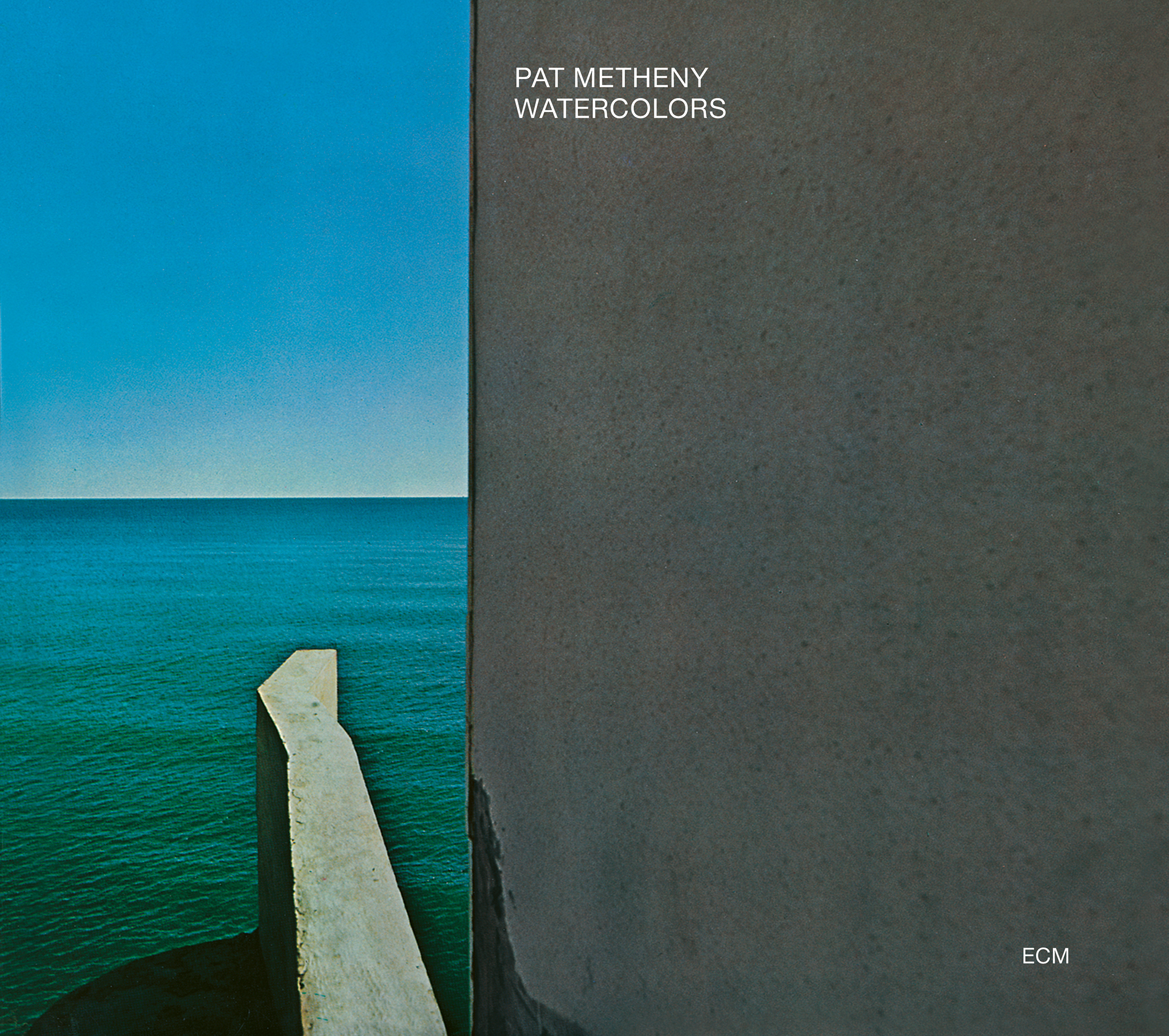 Pat Metheny: Watercolors (ECM 1097) – Between Sound and Space: ECM Records  and Beyond