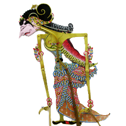 Striving For A Perfect Soul Indonesian Shadow Puppetry