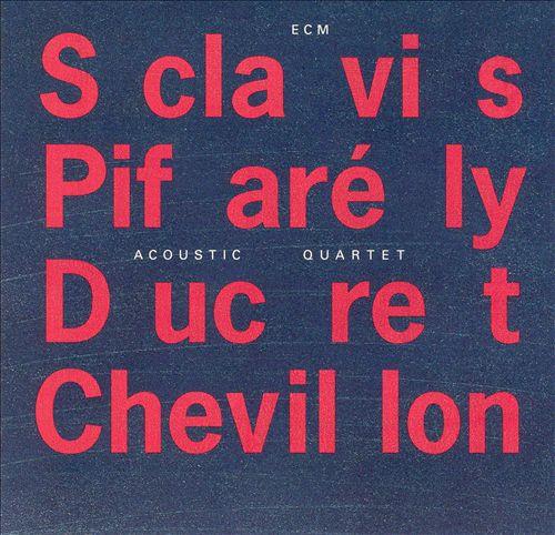 ECM covers - Page 2 Acoustic-quartet