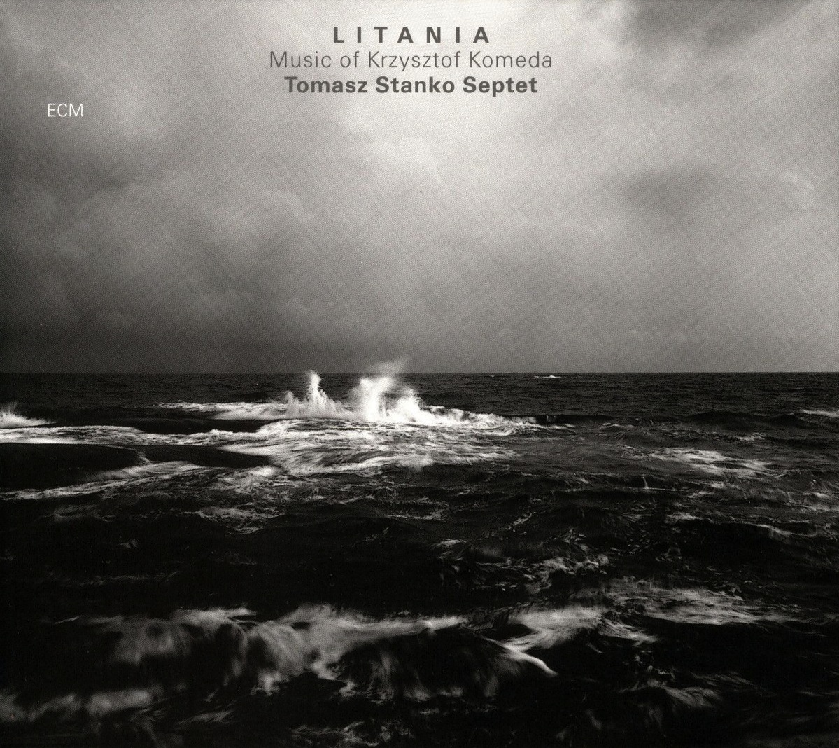 Tomasz Stanko  U2013 Between Sound And Space  Ecm Records And