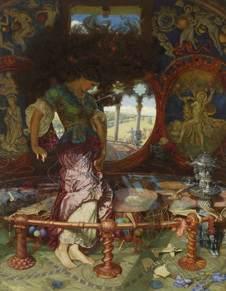 WHH Lady of Shalott