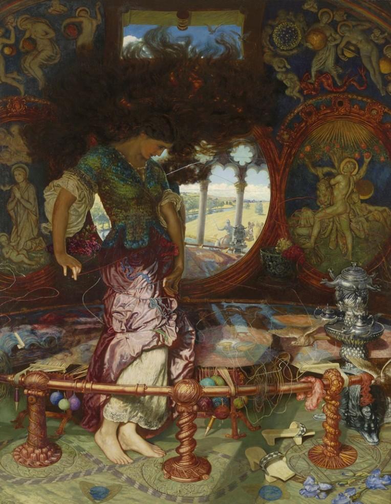 WHH Lady of Shalott