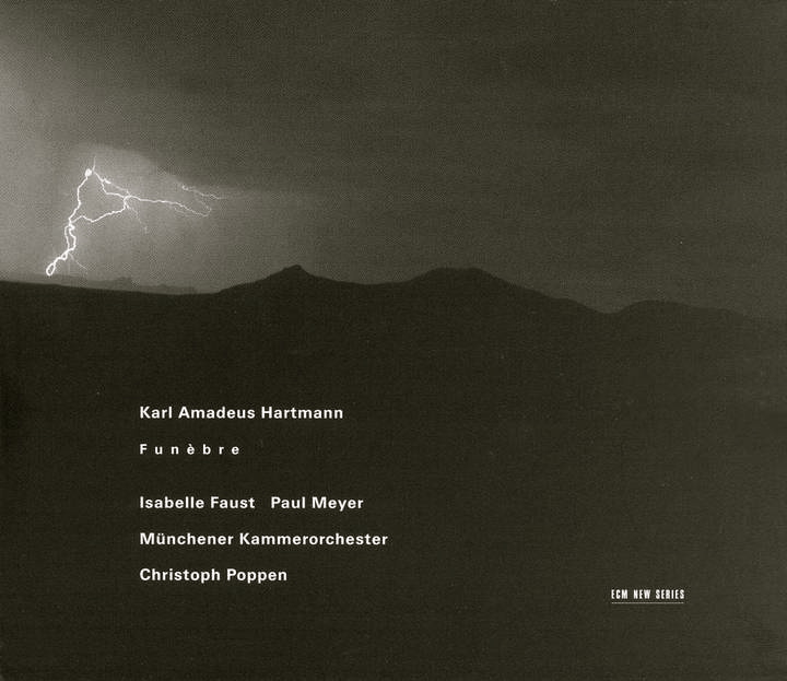 Karl-Amadeus Hartmann ( 1905 - 1963 ) Func3a8bre