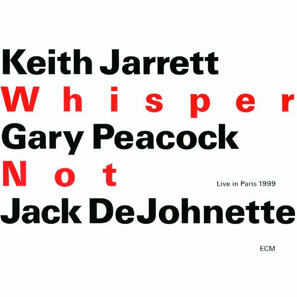 Keith Jarrett Solo Improvisations