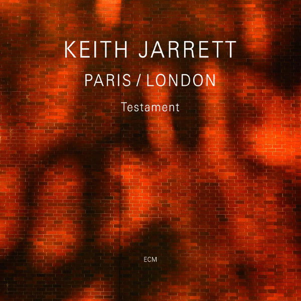 Keith Jarrett Paris London Testament Ecm 2130 32