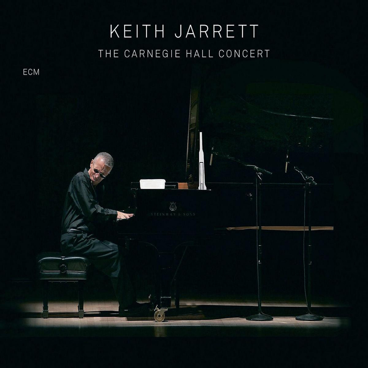Keith Jarrett Solo Improvisations