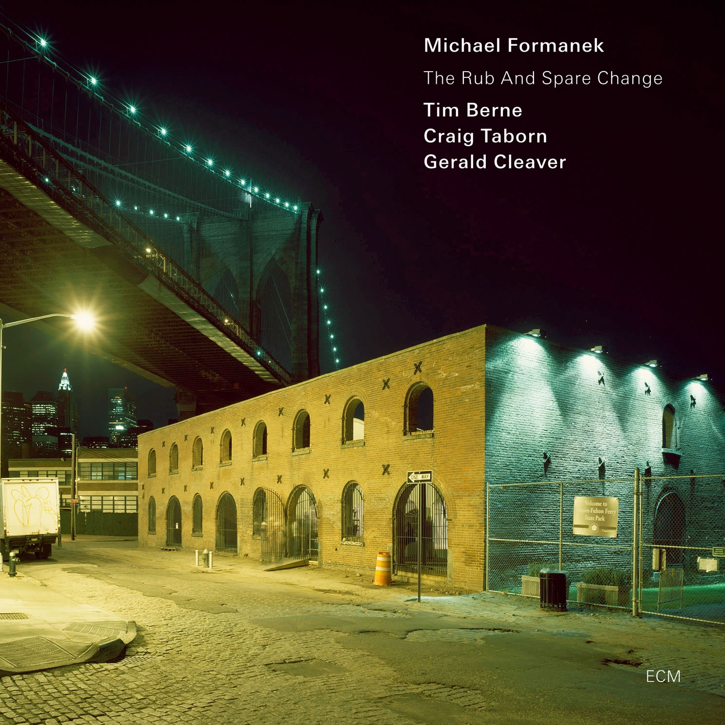 Michael Formanek: The Rub And Spare Change (ECM 2167) – Between Sound and  Space: ECM Records and Beyond