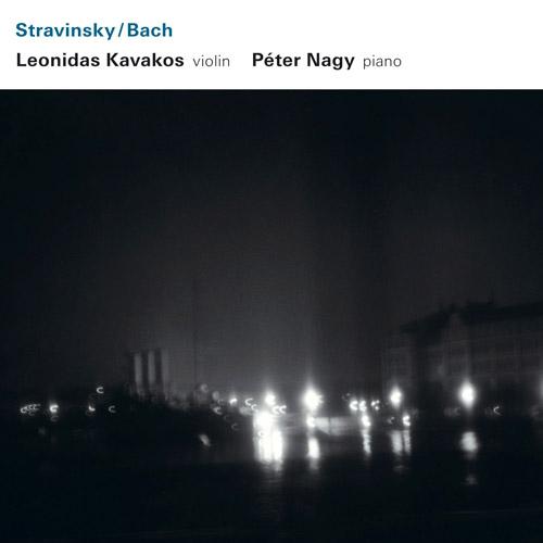 Stravinsky:Bach