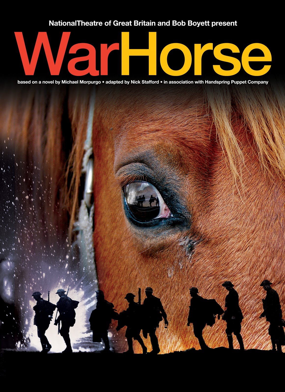 The Puppet's Work is to Die: Thoughts on War Horse – between sound ...