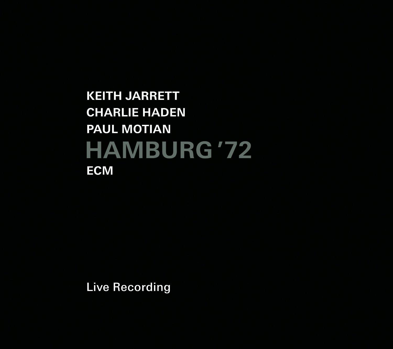 Jarrett Haden Motian Hamburg 72 Ecm 2422 Between