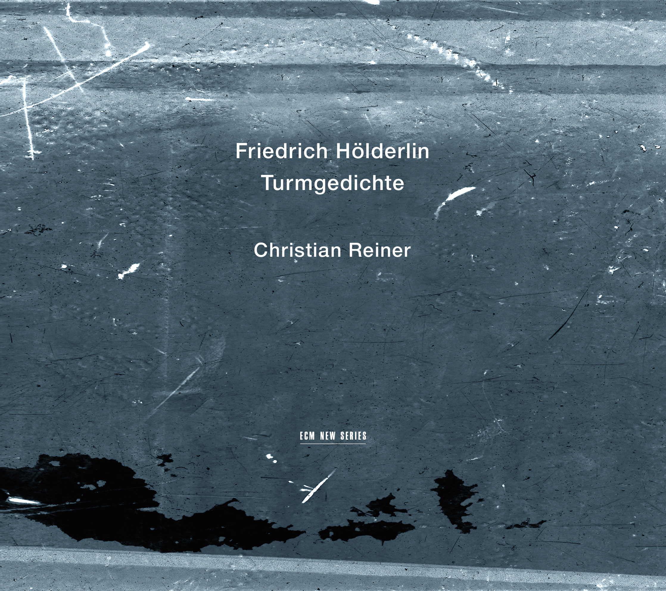 Friedrich H Lderlin Turmgedichte Ecm New Series 2285