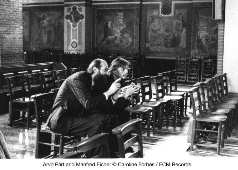 Pärt and Eicher