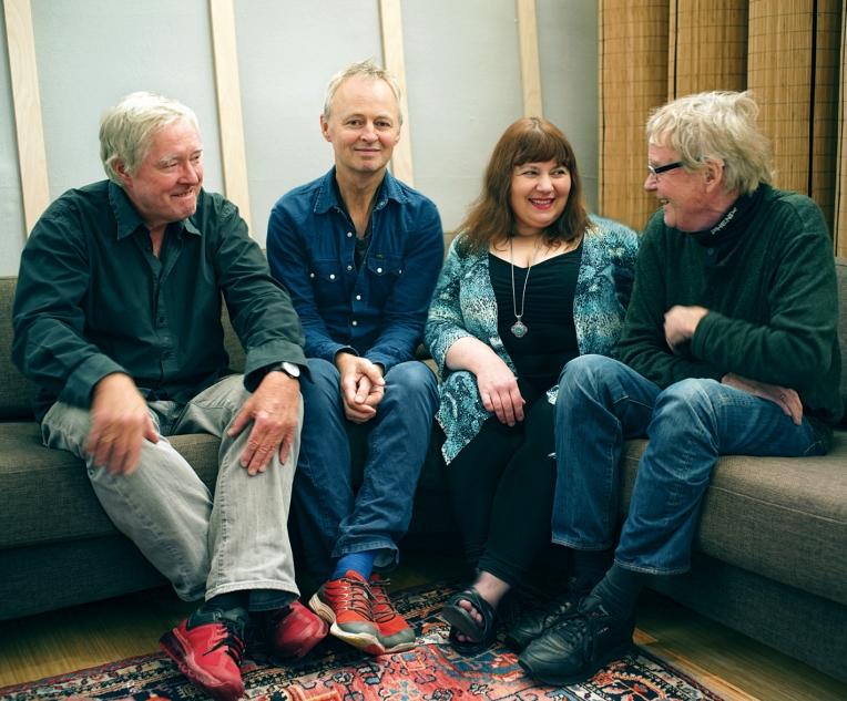 Yelena Eckemoff Quartet promo photo