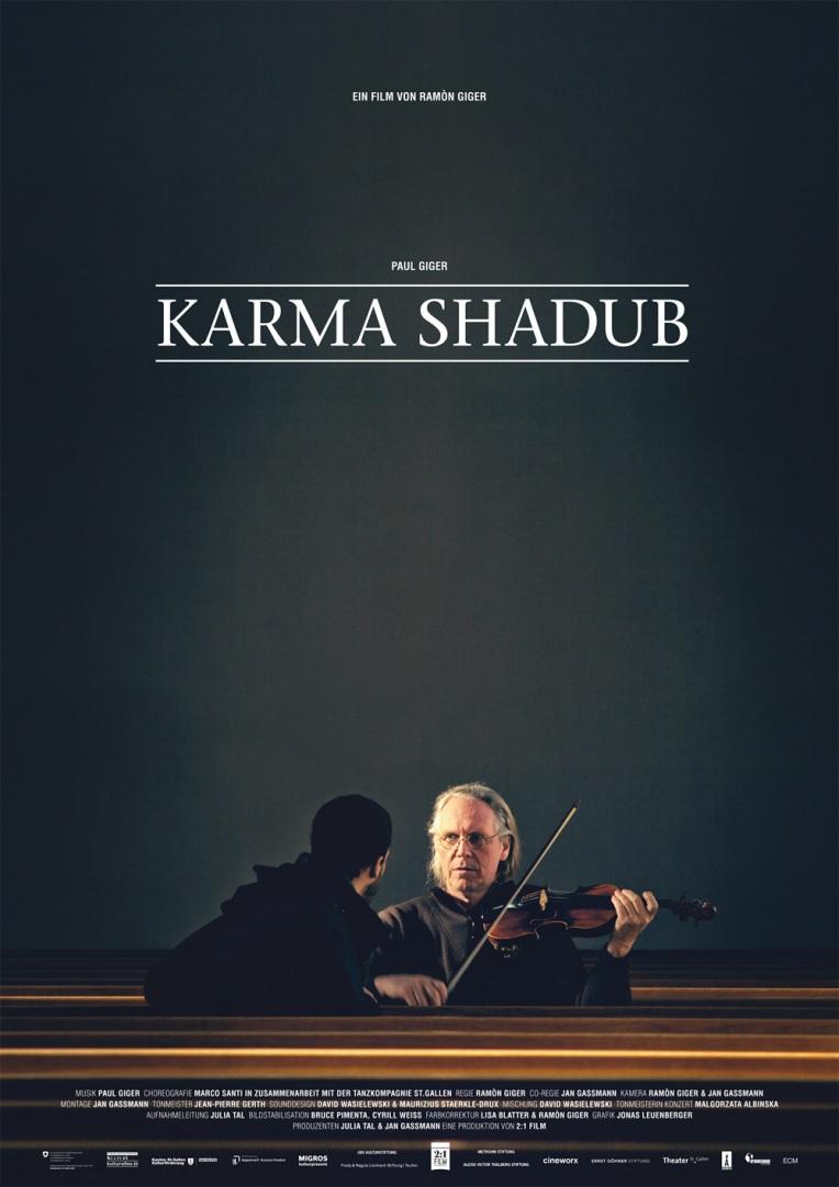 Karma Shadub Poster
