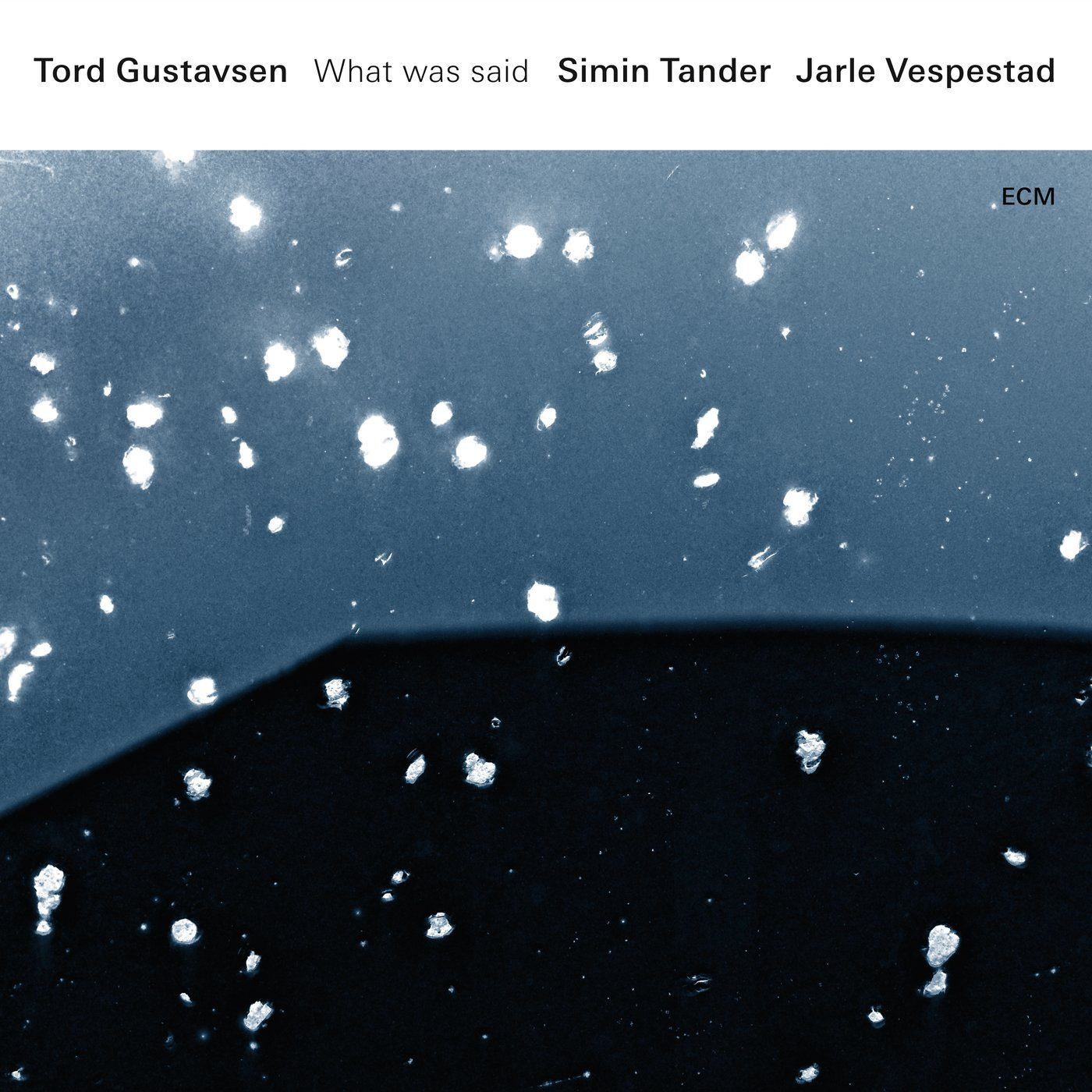 Tord Gustavsen: What was said (ECM 2465) – Between Sound and Space: ECM  Records and Beyond