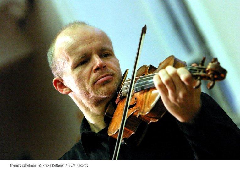 Thomas Zehetmair: Robert Schumann (ECM New Series 2396) – Between