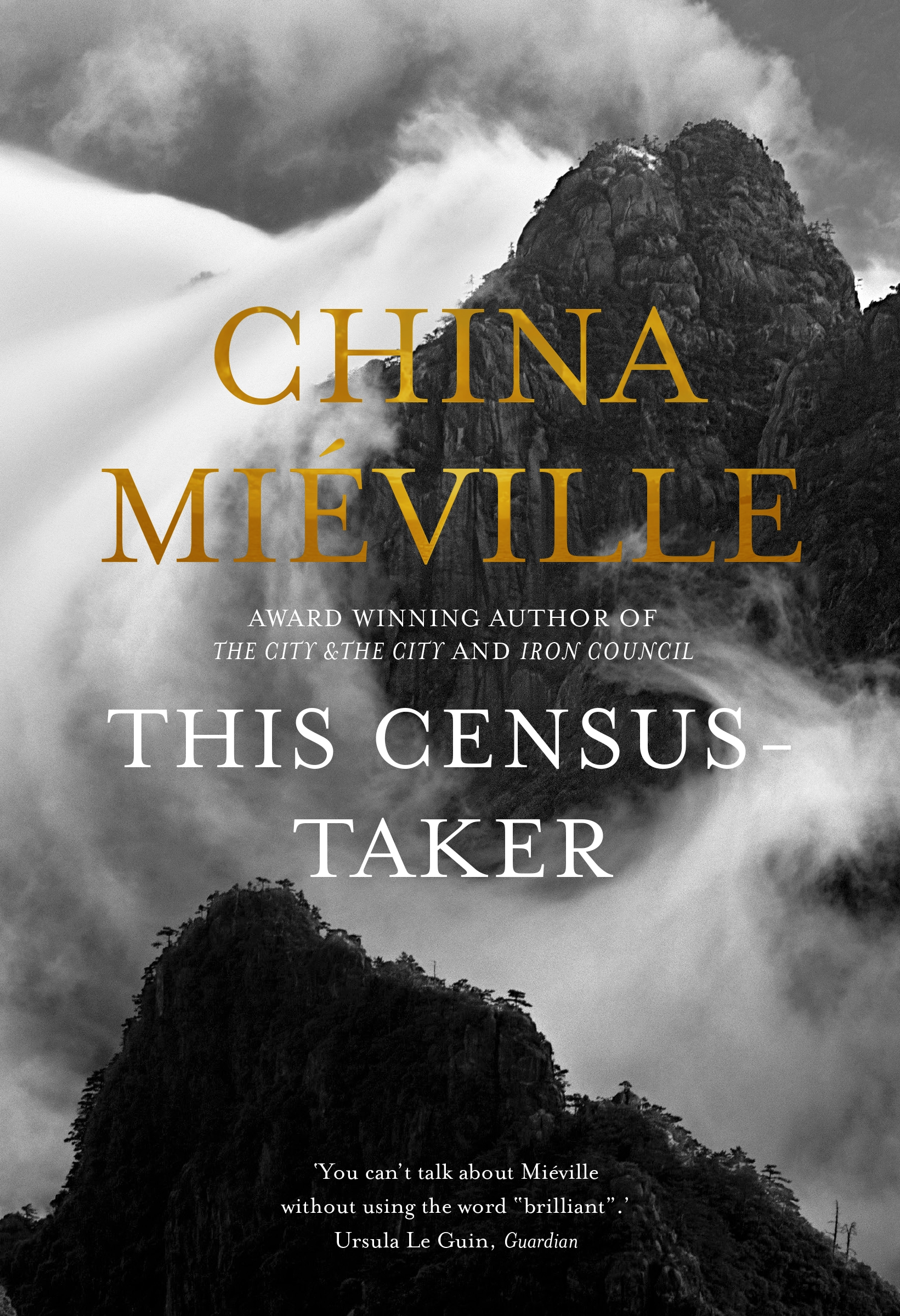 China Mi�ville: This Censustaker (book Review) €� Between Sound And Space:  Ecm Records And Beyond