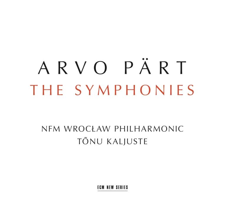 Pärt Symphonies