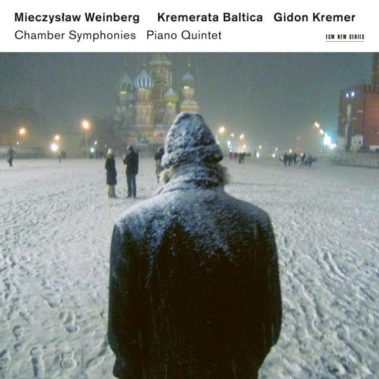 Weinberg Chamber Symphonies